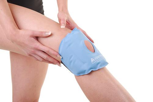 Aidermax Pain Soothing Knee Wrap Gel Pack - Universal Size