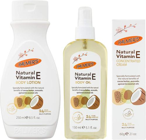 Palmer's Natural Vitamin E Body Care Set