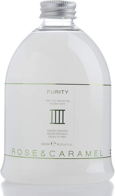 Purity Self Tan Removing Bubble Bath-500ml