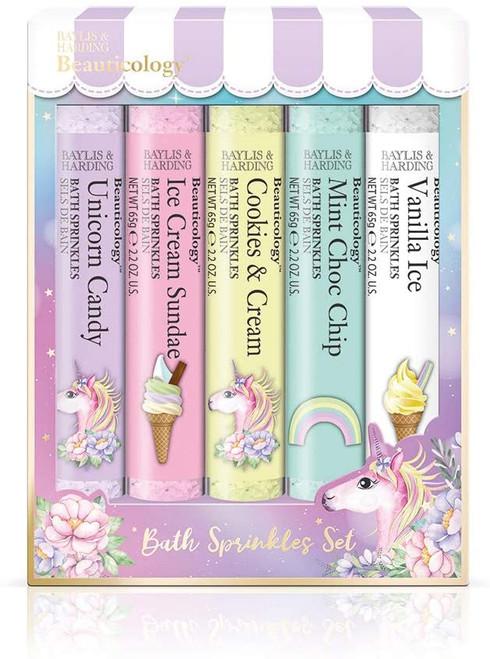 Baylis & Harding Beauticology Unicorn Candy Bath Salts Gift Set
