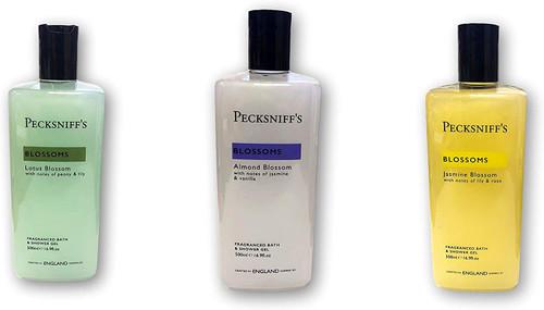 Pecksniff's Large Bundle Bath Gift Set-3 x 500ml