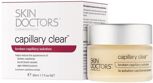 Skin Doctors Capillary Clear and Flawless Complexion Topical Cream - 50ml