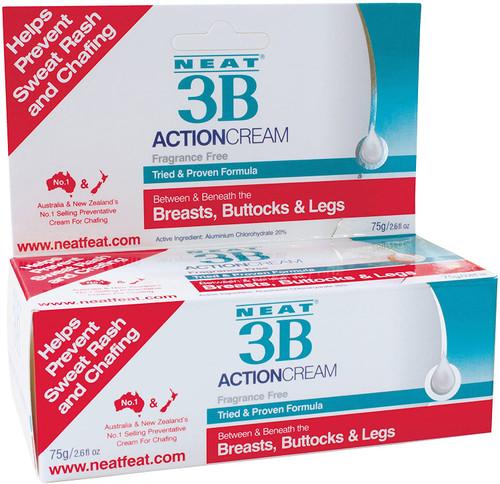Neat 3B Sweat Rash Action Cream - 75g