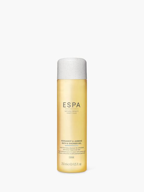 ESPA Bath & Shower Gel Bergamot & Jasmine-250ml