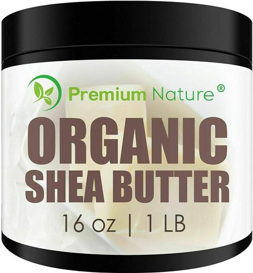 Shea Butter Raw Organic African - 437 ml