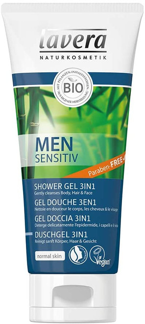 Iavera Men Sensitive Shower Gel