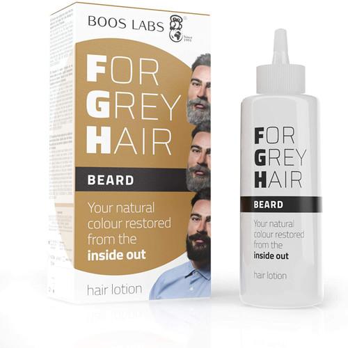 Men Hair Dye for Grey Hair-For Beard