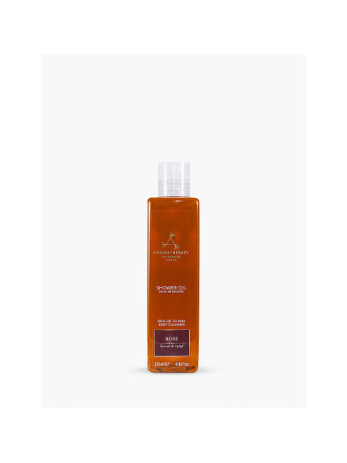 Aromatherapy Associates Rose Shower Oil-55ml