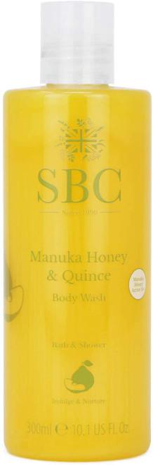 SBC Manuka Honey & Quince Body Wash-300ml