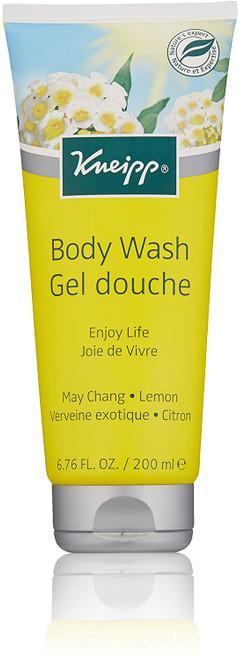 Kneipp Enjoy Life Lemon & Maychange Body Wash