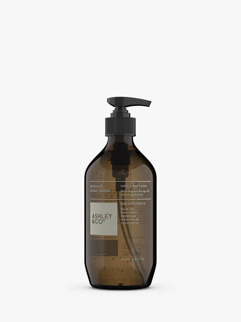 Ashley & Co Washup Hand & Body Wash Mortar & Pestle-500ml