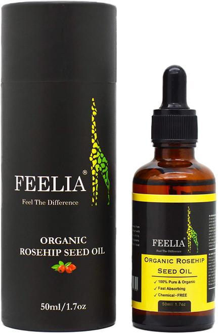 Feelia Organic Rosehip Seed Oil-50ml