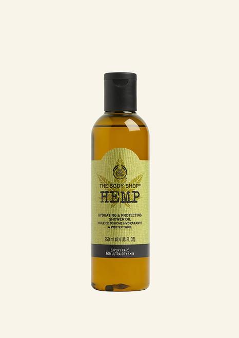 The Body Shop Hemp Shower Oil-250ml