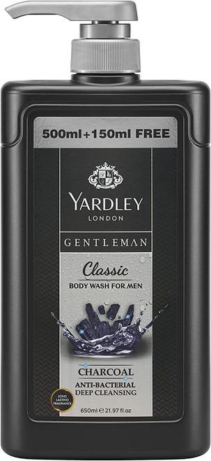 Yardley London Gentleman Classic Body Wash