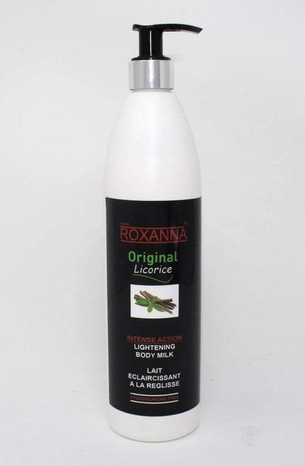 Roxanna Paris Original Licorice Skin Bleaching Body Lotion-500ml