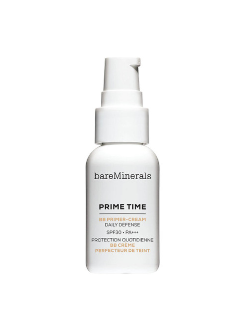 bareMinerals Prime Time for Light BB Primer-Cream Daily Defense SPF 30