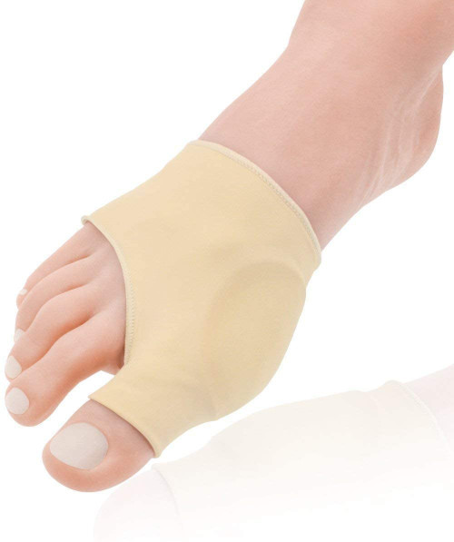 Bunion Relief and Corrector Sleeves with Gel Pad - 2 Pack