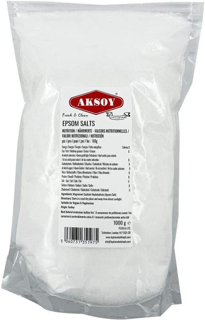 Aksoy Epsom Salt For Bath-1KG
