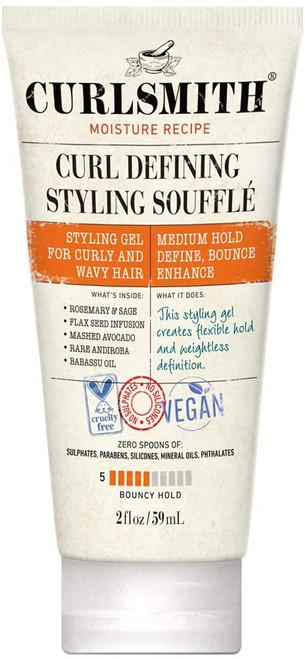 Curlsmith Curl Defining Styling Soufflé Moisturiser and Gel - 59ml