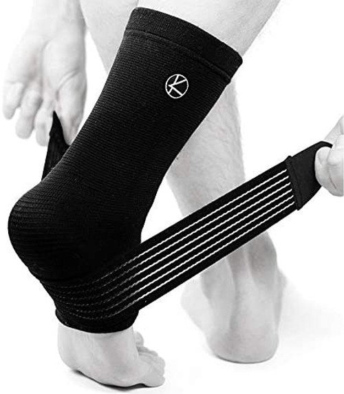 Achilles One Size Tendonitis Brace and Ankle Sleeve for Plantar Fasciitis