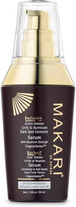 Makari Exclusive Skin Lightening Brightening & Toning Body Serum-1.7oz