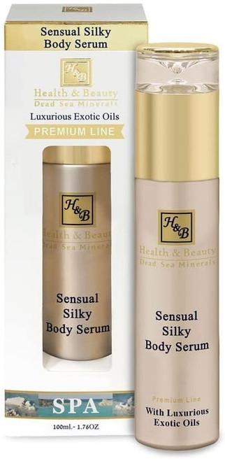 Dead Sea Sensual Silky Body Serum-100ml