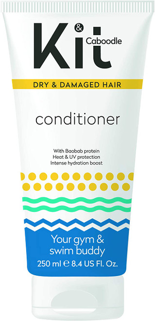 Kit and Caboodle Damaged Conditioner for Silky Smooth Locks - 250ml
