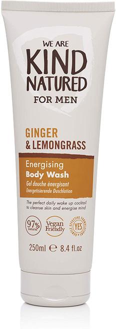 KIND NATURED Mens Energising Body Wash-250ml
