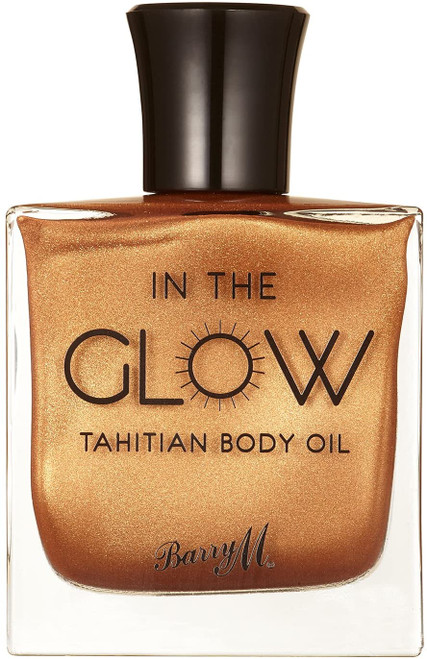 Barry M Cosmetics In The Glow Body Oil Coconut-50ml