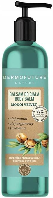 Dermofuture Nature Monoi Velvet Body Balm Vegan-280ml