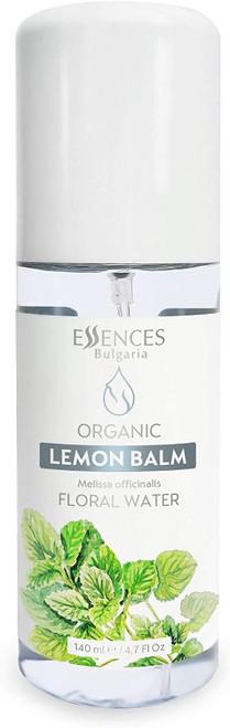 Organic Lemon Balm Floral Water Melissa officinali-140ml