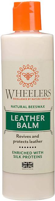 Wheelers Beeswax Leather Balm-300 ml