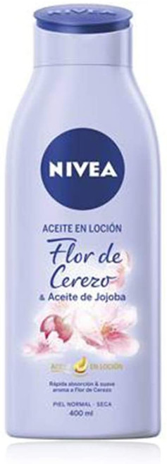 Nivea Cherry Blossom and Jojoba Oil Body Oil