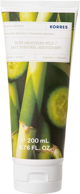 KORRES Cucumber Bamboo Body Smoothing Milk