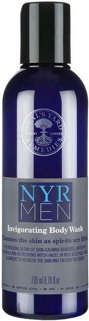 Neal's Yard Remedies NYR Men Invigorating Body Wash-200ml
