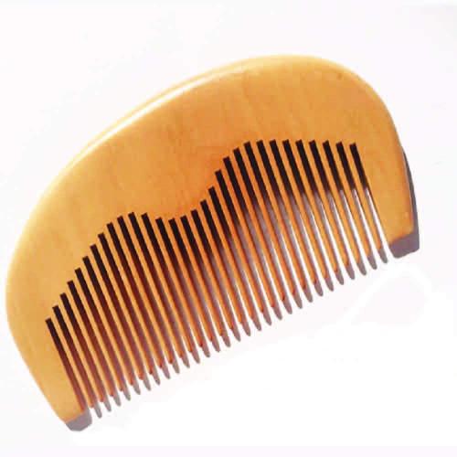 Beard Comb moustache and beard care Pocket Size