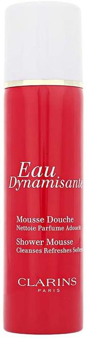 Clarins Eau Dynamisante Mousse Douche-150 ml