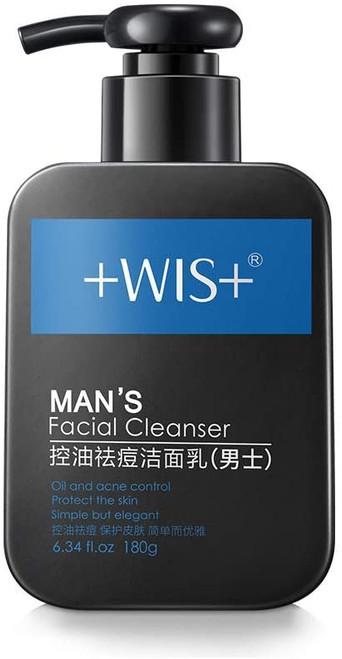 WIS Men Face Cleanser for Oily Skin