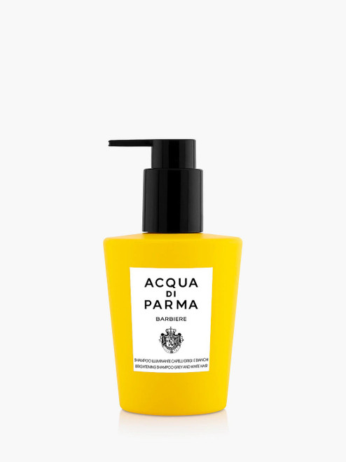 Acqua di Parma Brightening for White and Grey Hair Shampoo-200ml