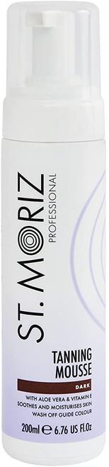 St Moriz Professional Instant Tanning Mousse-200ml