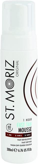 St. Moriz Darker Than Dark Instant Tanning Mousse-200 ml