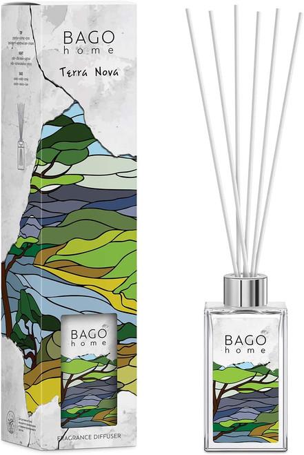 BAGO Terra Nova Long Lasting Fragrance Diffuser Set -110 ml