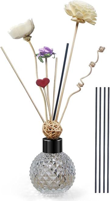 Kedoxi Stylish Aromatherapy Reed Diffuser Sticks Gift Set
