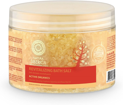 Revitalising Bath Salts