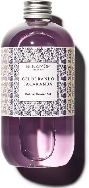 Benamôr Jacarandá Shower Gel with Aloe Vera