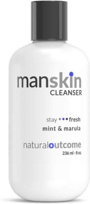 Mens Face Wash by Natural Outcome Skin Care