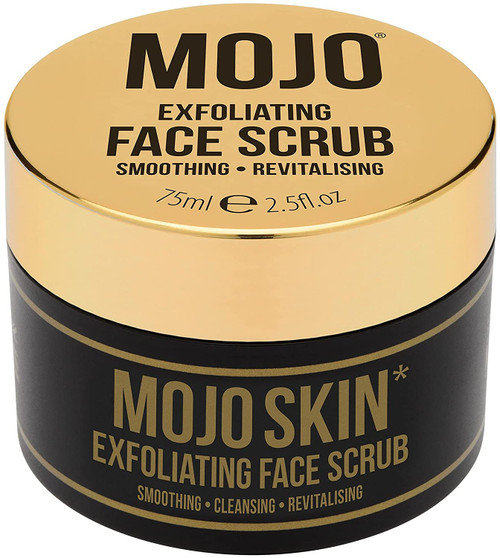 Mojo Skin Exfoliating Face Scrub-75ml