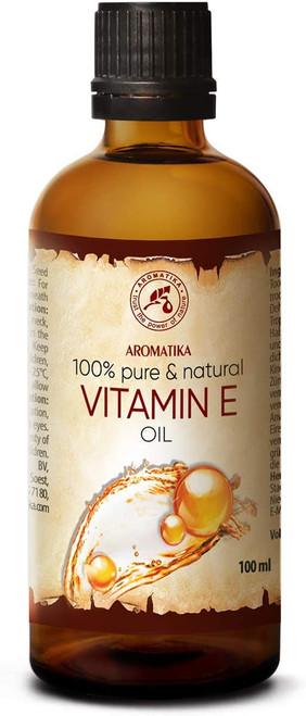 Aromatika Pure and Natural Anti Aging Vitamin E Oil- 100ml
