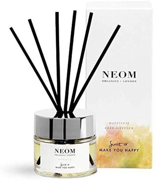 Neom Organics Make You Happy  Luxury Reed Diffuser - 100 ml