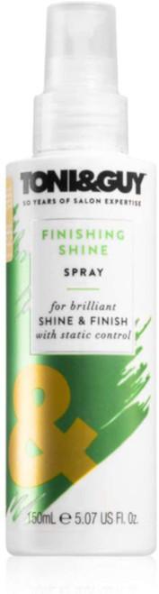 Toni and Guy Finishing Shine Spray for Lasting Brilliant Shine -150 ml